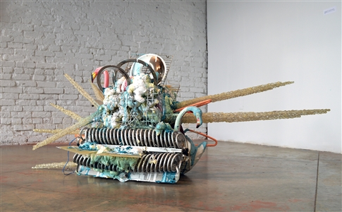 The Detonation of Exuberant Spangle
