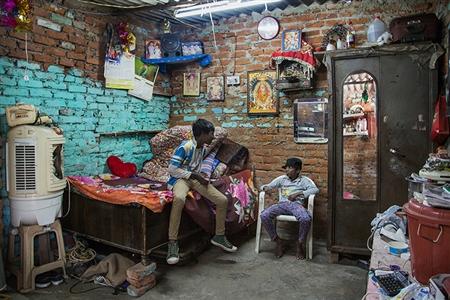 "Homes of India Epson Premium Luster 260 12"" x 18"""