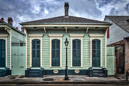 Façades of New Orleans 05