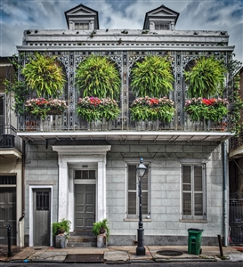 Façades of New Orleans 01