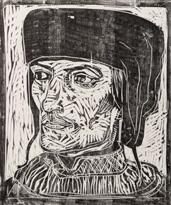 Leonard v. Eck, from the cycle of 28 Faces of the Reformation