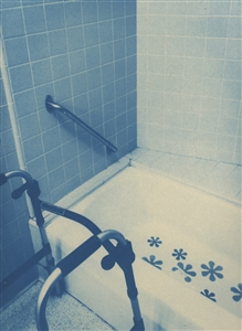 Flower In The Tub