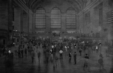 Disorder - Grand Centra Terminal
