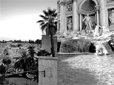 A. To Rome IV