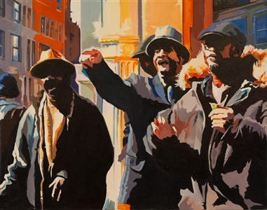 Doo Wop Singers, NYC