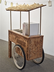 Carrito de Memorias - 3/4 view