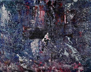 """ester Acrylic on Canvas 28.62"""" x 35.79"""""""