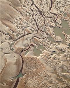 """Kimberley's Braid Digital on Fine Art Paper 25"""" x 20"""""""