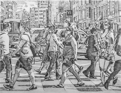 The Manhattan Rush