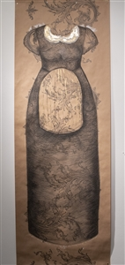 Mourning Dress- Empty Womb