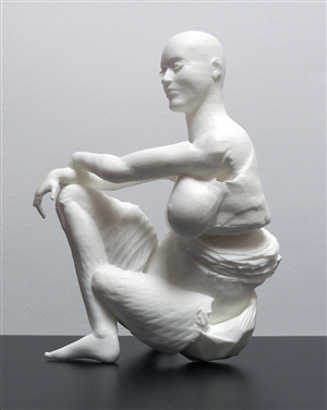 Linda Behar - Untitled plastic, Sculpture