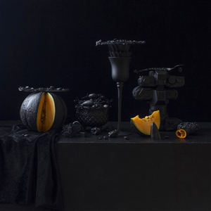 Art Golacki - Still Life in Black with Melons / second variation Photograph on Fine Art Paper, Photography